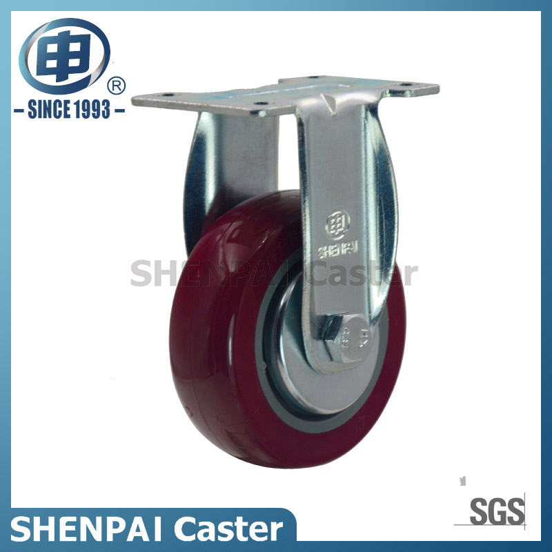 "3"" Polyurethane Swivel Brake(A) Caster Wheel"