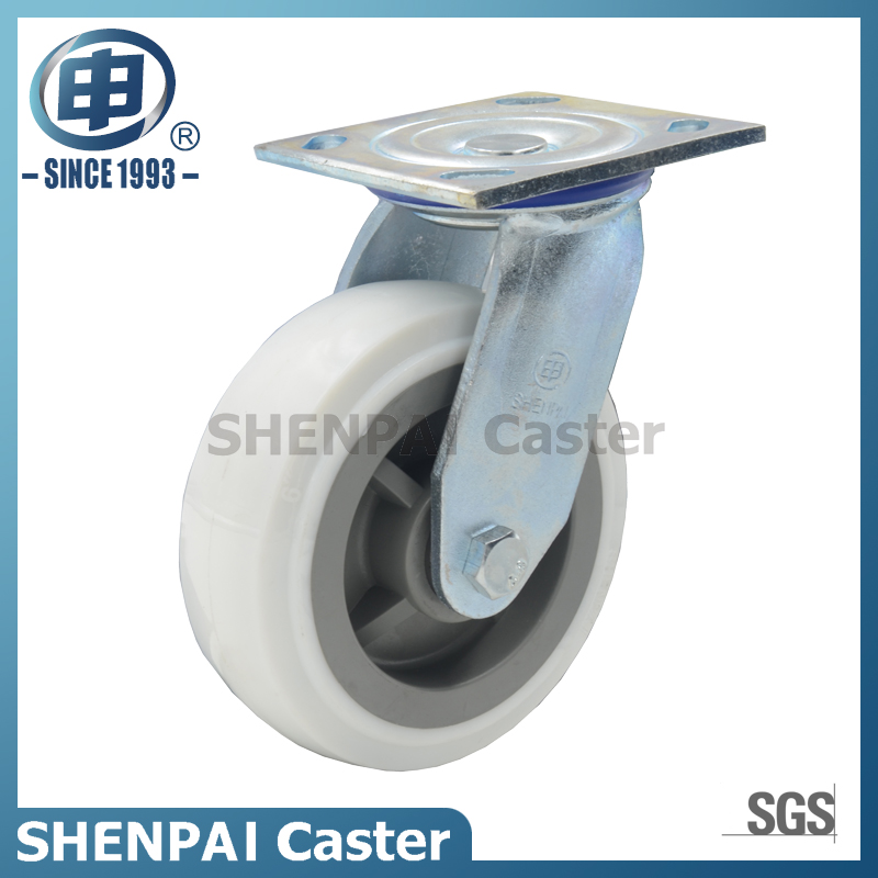 4 Inch nylon Swivel Industrial Caster Wheel