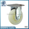 "6""Stainless Steel Bracket Rigid PP Caster Wheel"